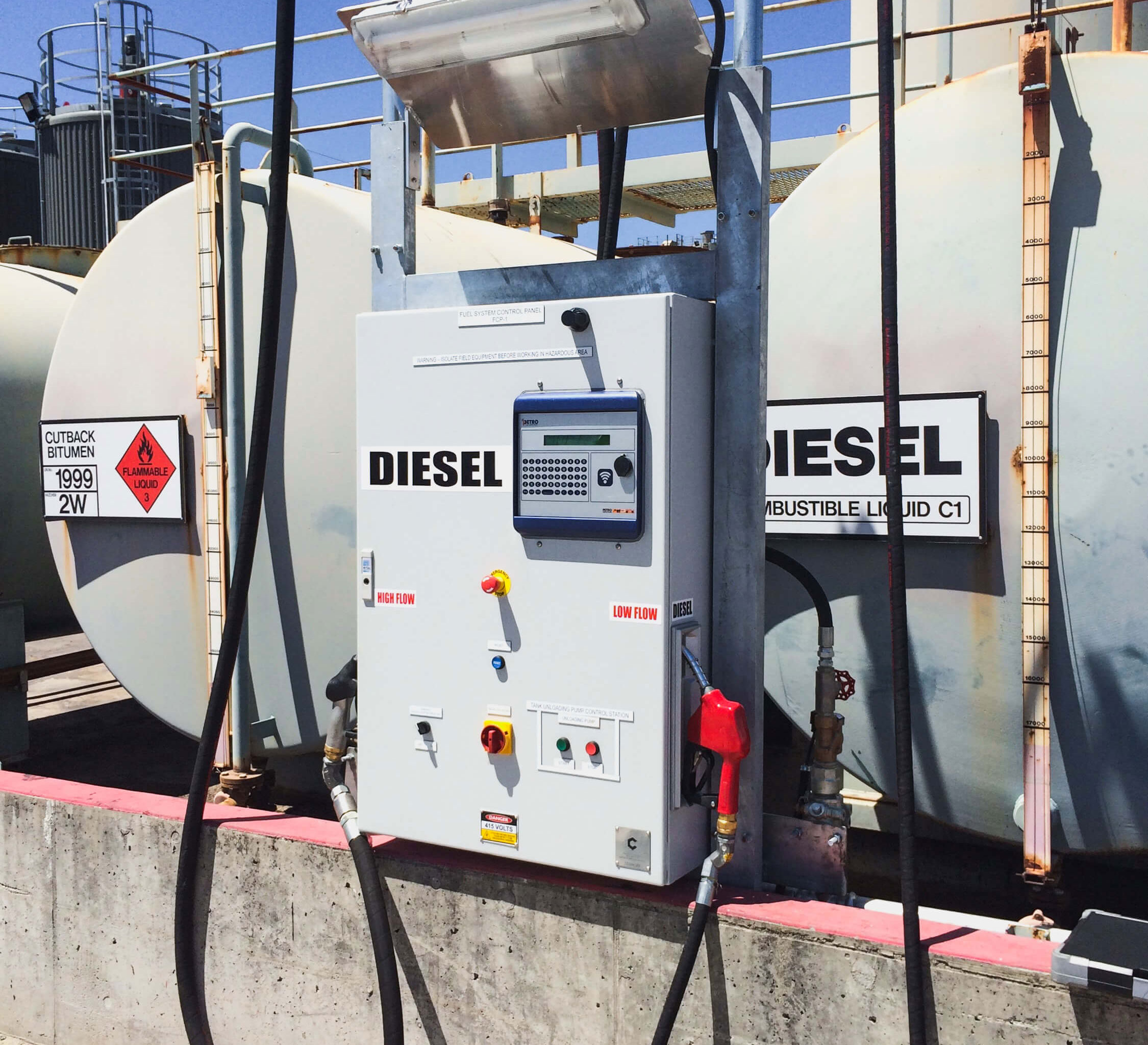 iPETRO Pro Diesel Fuel Management - Fuel Management Systems