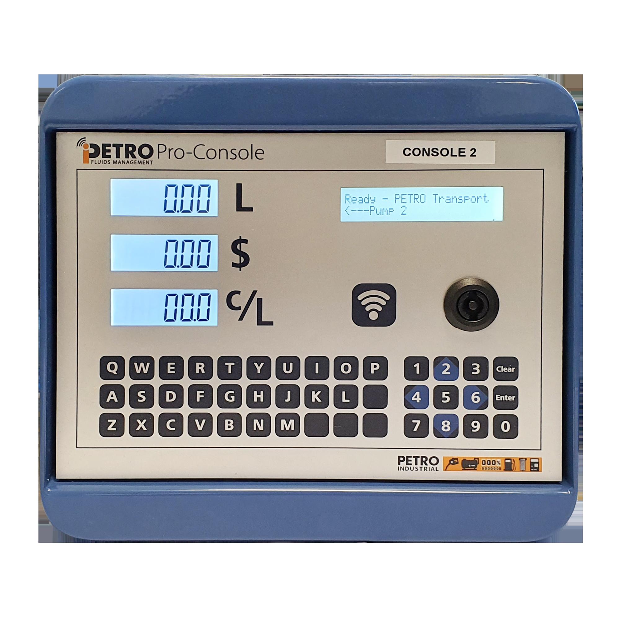 iPETRO Remote Console